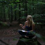 Malasana yogi squat voor onderrug en bekken klachten